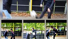 Martin 7.a - Jeg synes det er cool at lave tricks ligesom Messi.
