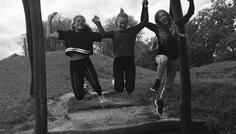 Deysi Wamsler, Julie Klareskov og Alma Krøis - Det er cool at turde springe ud i livet med nogen man stoler på