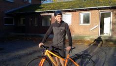 Stine Mai Jensby, William Poulsen og Emma Klug Pedersen - Det er cool at cykle med cykelhjelm og fordi det helt Brian.