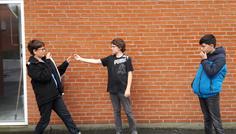 August, Sean Markus, Marwan - Man er sej, når man siger nej til røg