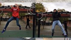 Hannah William og Emma 7.a 7.b - Det på billedet er cool fordi det symbolisere ligestilling