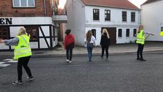 Matilde, Julie og Freja - Det er cool at hjælpe andre!