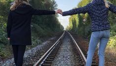 Suthasinee og Anne Sofie - Det er cool at hjælpe hinanden på sporet.