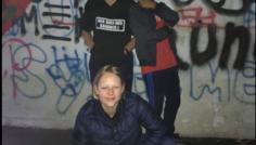 Matilde, Rabir, Kap og Caroline - Der er altid en vej ud
