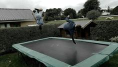 Rasmus, lukas, Malthe - Det er cool at være aktiv og have det sjovt sammen med sine venner.