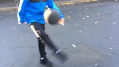 Aske og Louis 7.A korsvejensskole - Det er cool at spille fodbold men ikke at ryge