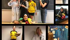 Ida, Mathilde, louise, Thea, hazar og Tilde - Cool er fællesskab med forskellighed