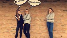 Freja, Sarafina, Melanie og Alberte - Det er cool at synes det er klamt at ryge