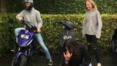 8.b - Du kan godt være cool i en scooter gruppe uden røg