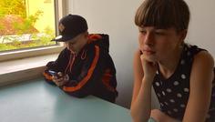 Rasmus, Natalie, Max, Emma - Det er cool at være social.