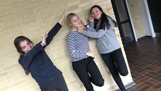 Asta, Nikoline, Line og Annika - Fordi det er cool at være cool