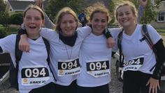 Pernille, Christina, Nanna og Sofie - Det er cool at stå sammen!