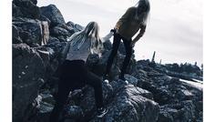 Emma, Sofie, Nicole og Freya - Sikkerhed er cool, så tag hinandens hånd og hjælp hinanden over bjerget. Vær venlig når det er muligt, det altid muligt.