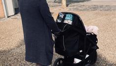 Gruppe: Sille, Emil & Sabine - Fordi at hun bruger sin tid på sin baby i stedet for at ryge.