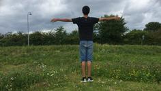 Danial 8.A, Marcus 8.A & Mikkel 8.A - Det er cool at være ude i naturen.
