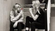 Karolina, Alberte og Liv - Vil du helst have røde lunger, eller sorte lunger?
