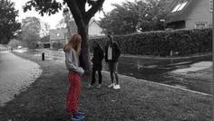 Signe, Karina og Frida - Cool at skille sig ud