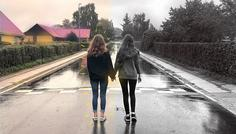 Line Nicolaisen, Liv Ingerslev - Det er cool når venskab trumfer forskelligheder