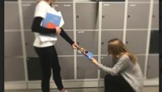 Juliane vestergård og Emma Hygum - Vi hjælper hinanden og det er cool