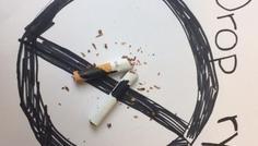 7b - Drop rygning