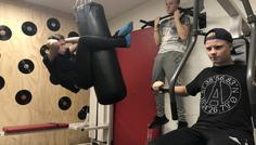 Max, Laust, Oliver og Emil - Det cool at være sund og aktiv