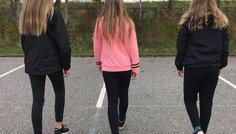 Ida, Leah, Sofie - det er cool at turde skille sig ud fra mængden