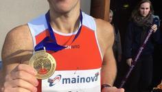 Jonas Ibsen - Han er cool, fordi han har løbet en marathon 6 gange.