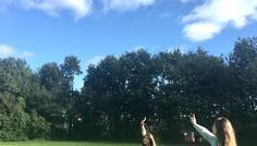 Malou, Malia, Sofie og Stine Tjørnegårdskolen 7.V - Det er cool at række ud efter sine mål