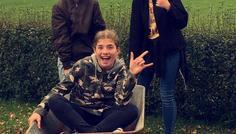 Kalle, Celina og Emma - Venner er cool :-)