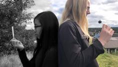Amalie, Sasa og Emilie søndre skole Viborg 7.c - Det er cool at tage noget andet i munden end en cigaret. Og sige fra når man ikke vil.