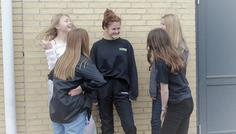 Julie J, Amalie, Caroline - Det er cool at have et fællesskab uden at ryge!