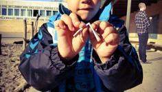 Isak, Sebastian og Simone - Stop rygning i dag så dine børn ik starter i morgen
