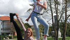 Lamia,Josefine,Ida - det er cool at være anderledes