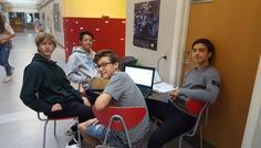 Serhat A og gruppe - Det er cool at arbejde sammen med andre i en gruppe.