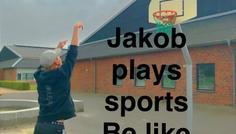 Denis og Jakob - Det er cool at være aktiv og dyrke sport