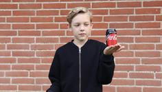 Nikolai, Sebastian, Kristian og Martin - No smoke, more Coke