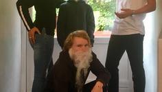 Nicklas - Det er cool at lave skæg.