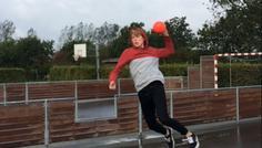 Jens Djernes - Fordi han spiller håndbold