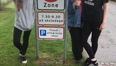 Katja, Ann-Sofie, klara, jasmin - Det er cool at have regler for ellers ville verden være et kaos