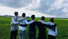 Hussein, Kristoffer, Nikolai, august, Daniel, kruse - Det er cool at være forskellige