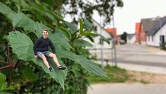 Nuka-Peter Eigil-Hans Christensen - det er cool at være lille