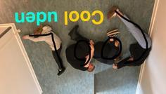 Liv Bjerregaard, Kaja Mogensen, Christian lindvald og Viktor Veje - Fordi vi staver ordet cool. Og man er cool uden røg