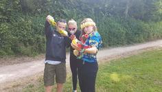 Katrine, Emmily og Ole - Det er altid cool at lege