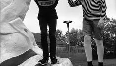 Lasse Bastholm Nielsen og Anders Haaning Sigh - Det er cool, da de dropper smøgen og fokuserer på deres sport