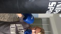 Siv Skipper Hjalte og Joachim - Fordi han bokser istedet få at ryge, og boksning er sejt!
