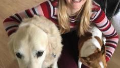 Lea, Mathias og Amalie Klitten - Det er cool at være god mod dyr.