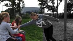 Julie, Melissa, Kaja & Liva - Det er cool, at hjælpe andre ind i fællesskabet