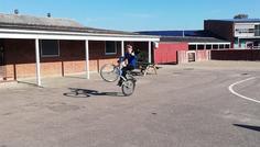 Nicki og Jakob - Det er cool at cykle. #atcykleerlivet