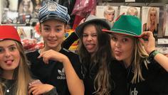 Ida, Mille, Julie og Line - Vi tænker, at det at turde gøre grin med sig selv er cool