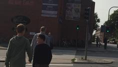 Jeppe, Kubilay, Terkel og Anders - Det er cool at tage fodgængerovergangen og så være trafiksikker